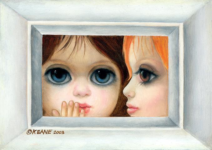 Eye Speak No Evil