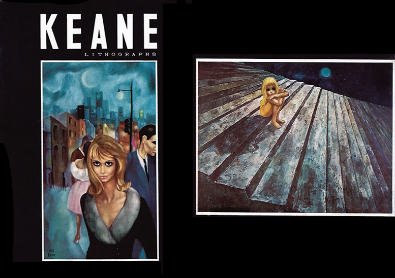 Keane Lithographs Catalog
