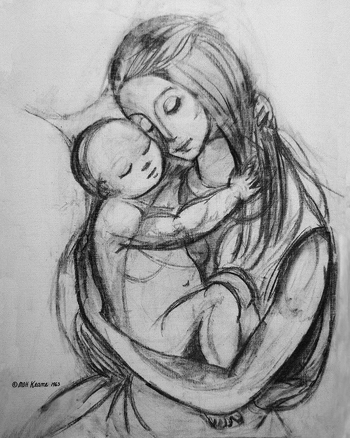 Mother & Child Copy