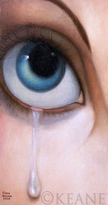 when tears flow freely