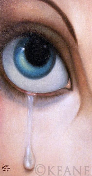 when tears flow freely