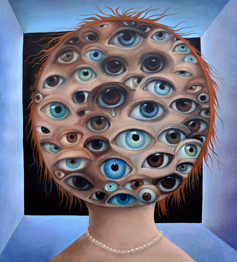 The Mind's Eyes