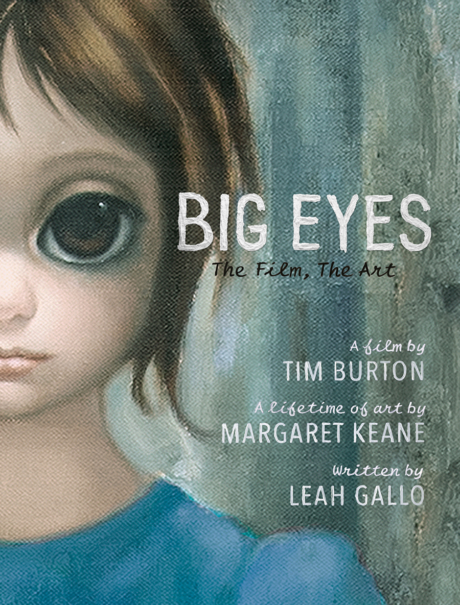 Big Eyes Book Cover