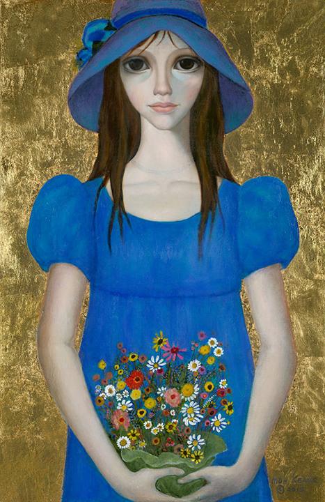 Dress In Blue Original