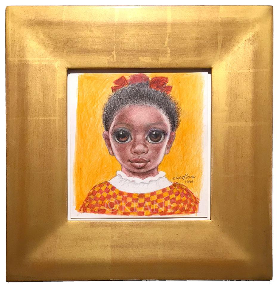 rachel framed