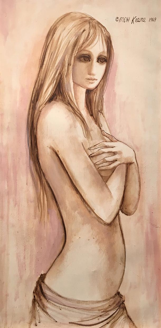 1969 partial nude
