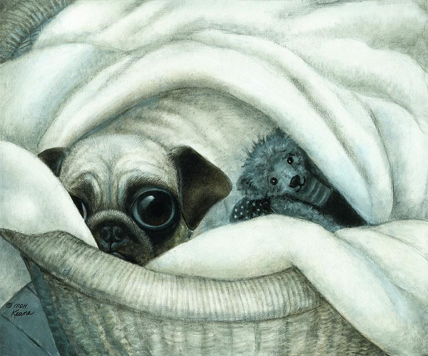 Pug and seek