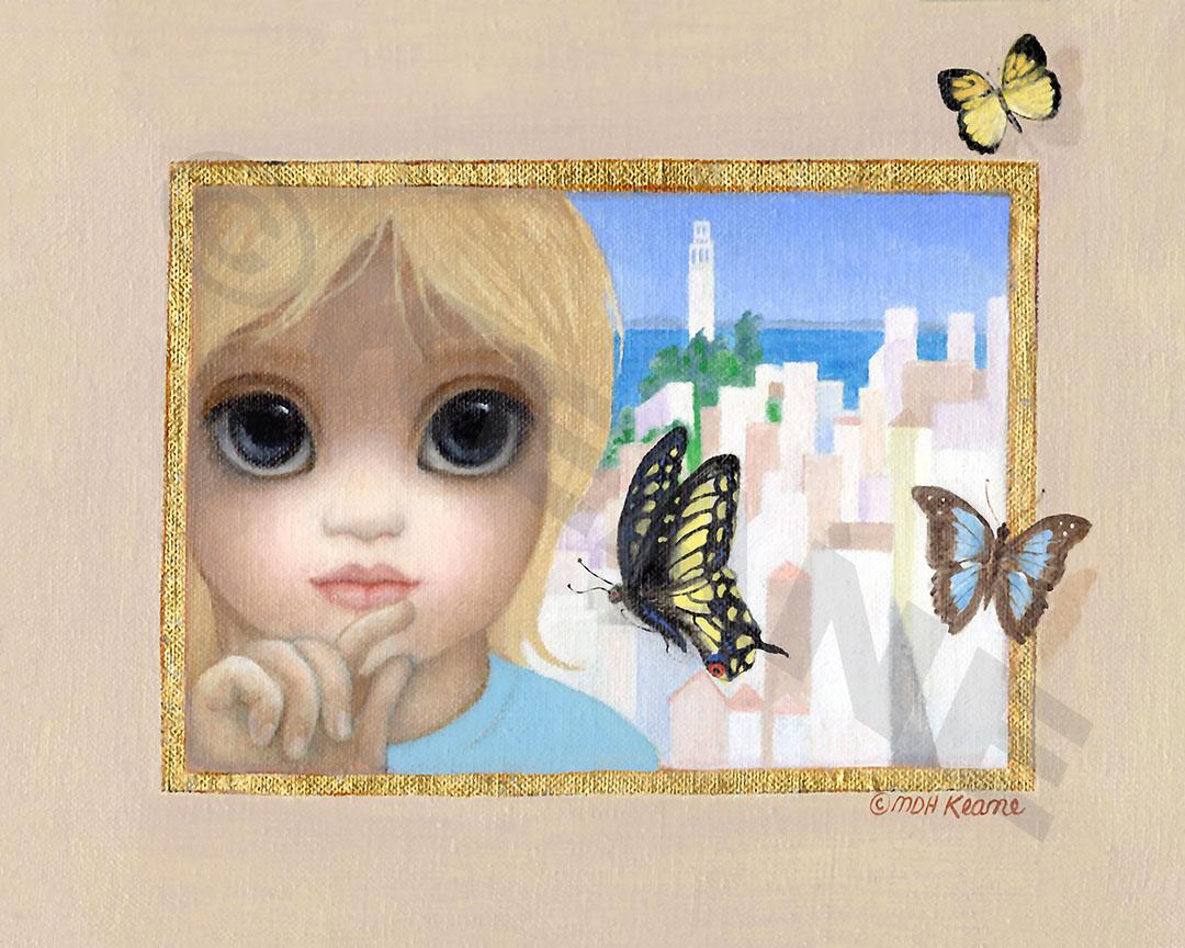 SF Butterflies